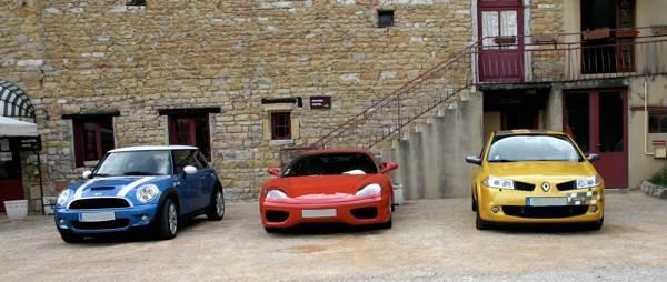 Hôtel en bord de Saône ave parking surveillé
