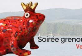 Soirée grenouilles à volonté au restaurant O2 Saône
